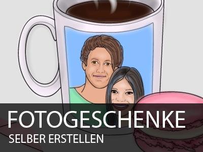 Fotoprodukt: Fotogeschenke