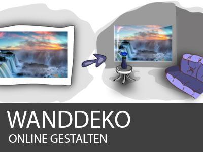 Fotoprodukt: Wanddekoration